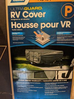 UltraGuard RV Cover 12'x14' pop-up for Sale in Orting,  WA