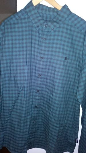 Xl 2x Patagonia flannel button up for Sale in Fairlawn, OH