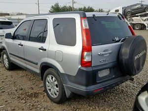 2006 Honda CR-V Part Out l/ Solo Piesas for Sale for sale  Queens, NY