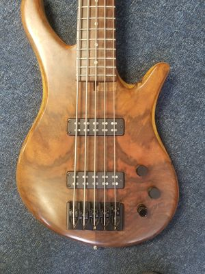 Custom b&k bass guitar for Sale in Danbury, CT