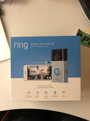 Ring Video Door Bell 2 for Sale in Albany, NY