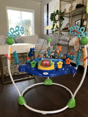 BABY JUMPER/ BUMBO/CHANGING PAD for Sale in Las Vegas, NV