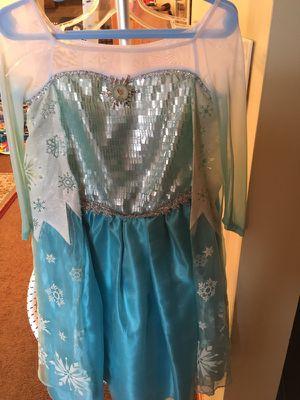 Disney's Elsa princess dress for Sale in Everett, MA