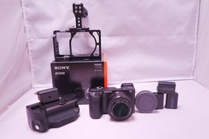 Sony a6500 4K video + extras for Sale in Boca Raton, FL
