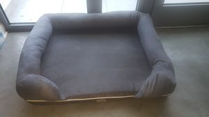 Large dog bed thermaputic , removable cover, with cover for Sale in San Diego, CA