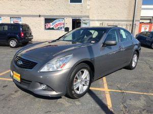 2013 INFINITI G37 Sedan for Sale in Falls Church, VA