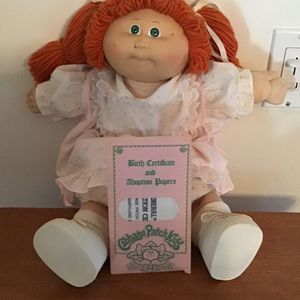 Cabbage Patch Doll. 40 Years Old Like New. for Sale in Fort Meade, FL