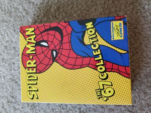 Spider man the '67 collection dvd for Sale in San Jacinto, CA