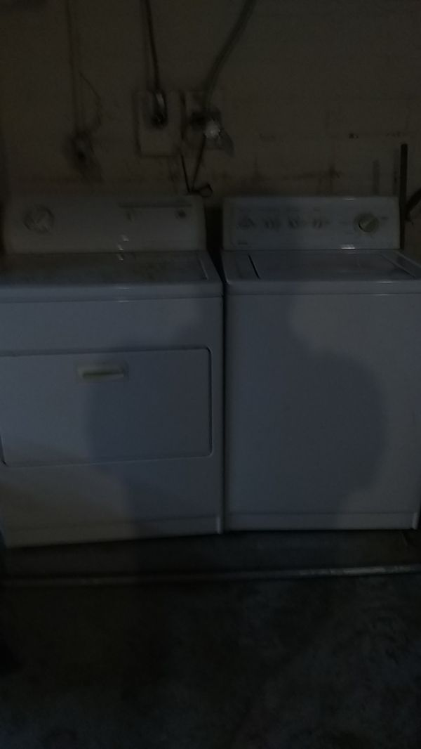 Use washer and Dryer good condition