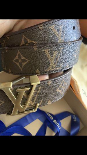 Louis Vuitton Belt Size 30-40 for Sale in Glendale, AZ