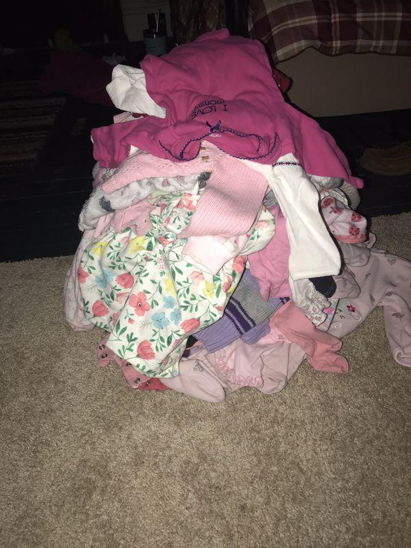 Bay girl clothes