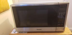 Panasonic NN-SU696S Microwave Oven, 1.3 Cft, Stainless Steel/Silver 1100W for Sale in Stow, OH