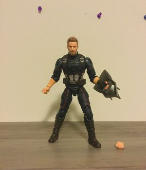 Marvel legends Captain America infinity war figure for Sale in Fayetteville, NC