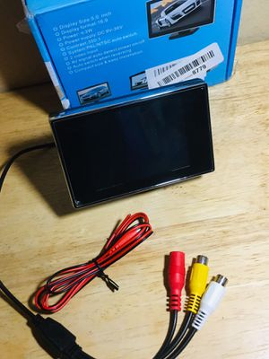 Car parking monitor for Sale in Riverside, CA