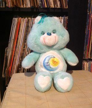 Vintage 1983 Sleepy Bedtime Care Bear Stuffed Animal Toy for Sale in Tarpon Springs, FL