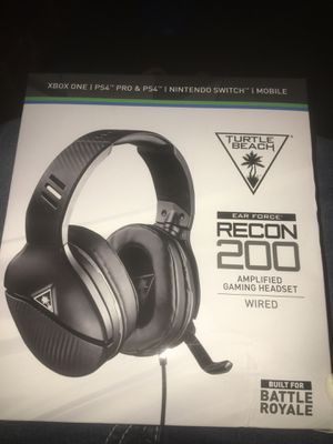 Turtle beach headset for Sale in Union City, CA