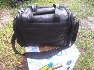 Leather bag /laptop for Sale in Loxahatchee, FL
