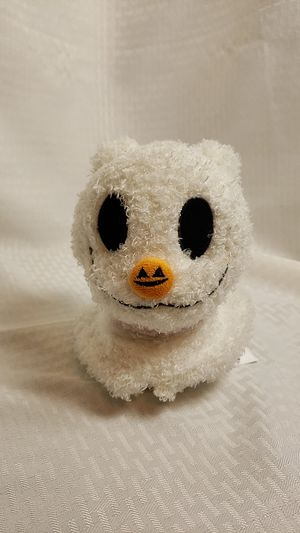 """The Nightmare Before Christmas """"Zero"""" Official Disney Parks Plush for Sale in Arlington, WA"""