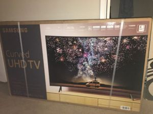 65 curve tv brandnew Samsung for Sale in Orlando, FL