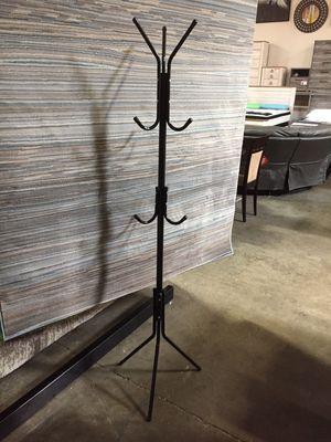 Black Metal Coat Rack, 3335 for Sale in Downey, CA