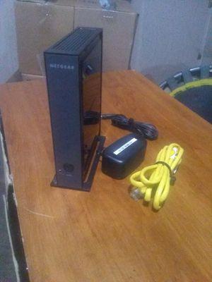 Netgear n300 wireless router wnr2000 for Sale in Chandler, AZ