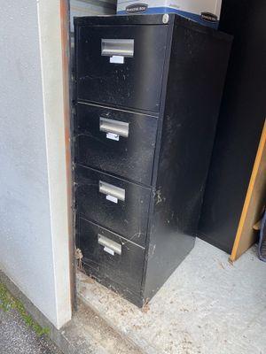 4 Drawer File Cabinet for Sale in Atlanta, GA