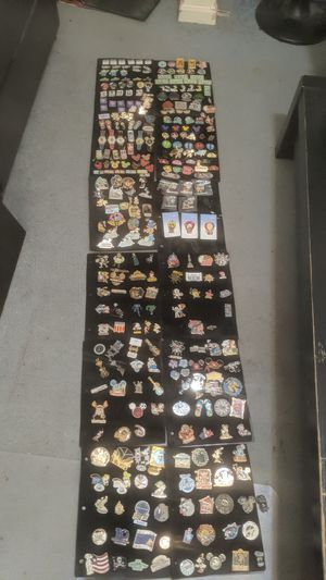 MYSTERY BOX -- DISNEY/UNIVERSAL PINS LOT for Sale in Glyndon, MD