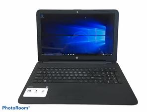 HP Notebook 15-AF131DX AMD A6-5200 APU 2GHz 500GB HDD 8GB Ram Windows 10 Home for Sale in Auburn, WA
