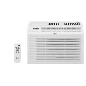 LG 6,000 BTU 115-Volt Window Air Conditioner AC A/C with Remote for Sale in West Covina, CA