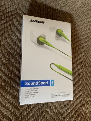 Bose 3.5mm headphones for Sale in San Diego, CA