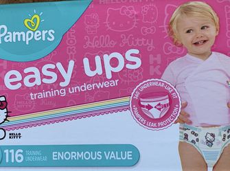 New Pampers Easy Ups Training Underwear for Sale in Garden Grove,  CA