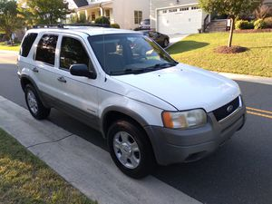 2002 Ford escape xlt 2700obo for Sale in Wake Forest, NC
