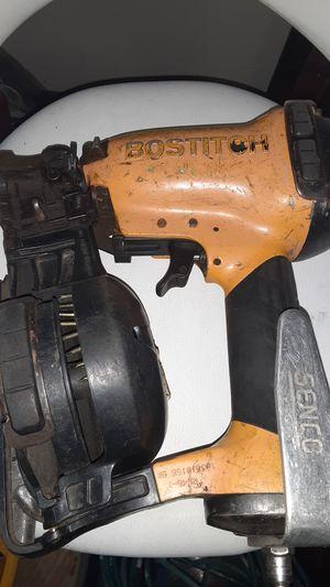 Bostitch Nail Gun for Sale in Garland, TX