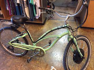 Cruiser Electric bike conversion for Sale in Palo Alto, CA