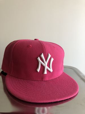 Pink Yankees hat for Sale in Scottsdale, AZ