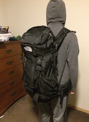 North face hiking backpack for Sale in Kirkland, WA