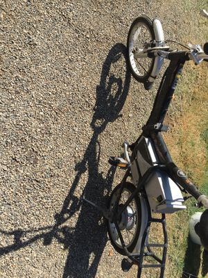 Electric bicycle for Sale in Homeland, CA