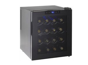 Wine Enthusiast - 16-Bottle Wine Cooler - Black for Sale in New York, NY