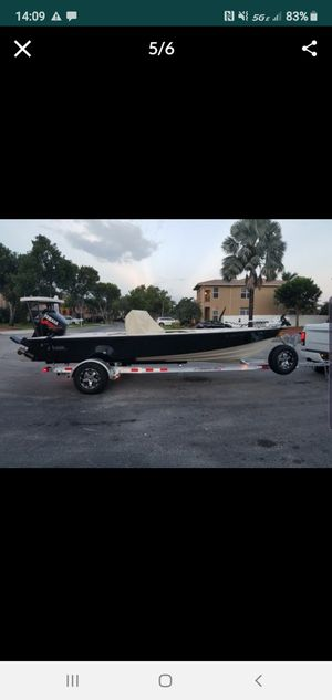 Maverick flats boat!!!!!!!!!!!!!!!!!!! for Sale in Hollywood, FL