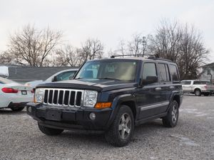 2010 Jeep Commander Sport 4X4 for Sale in Delaware, OH