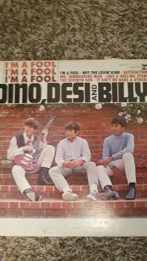 Dino, Desi, and Billy (I'm a Fool) for Sale in Fort Smith, AR