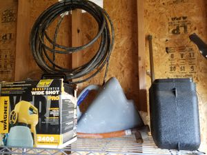 Paint sprayers & parts for Sale in Tacoma, WA