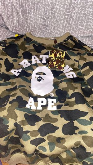 BAPE Shirt for sale never worn (Brand New) for Sale in Gaithersburg, MD