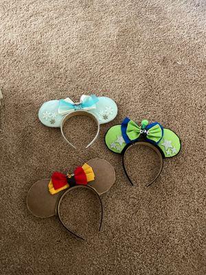 Disney style ears for Sale in Schofield Barracks, HI