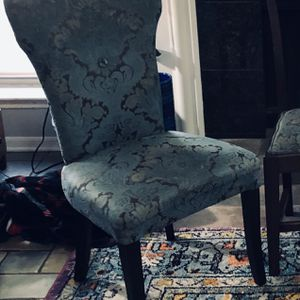 Antique Upholstered Chair for Sale in Houston, TX