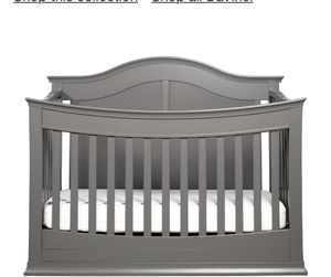 DaVinci Meadow 4 in 1 crib convertible with toddler rail for Sale in Queens, NY