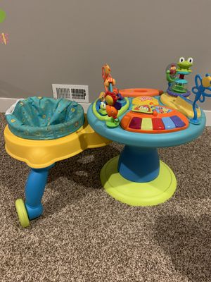 Bright Starts activity table for Sale in Ferndale, WA