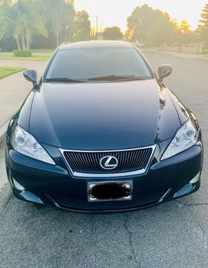 Lexus IS 250 automatic clear title no salvage no damage for Sale in Montclair, CA