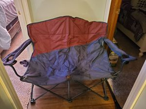 Double camping chair for Sale in Chesapeake, VA