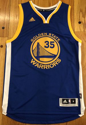 Kevin Durant Jersey Warriors Size Medium. for Sale in San Lorenzo, CA